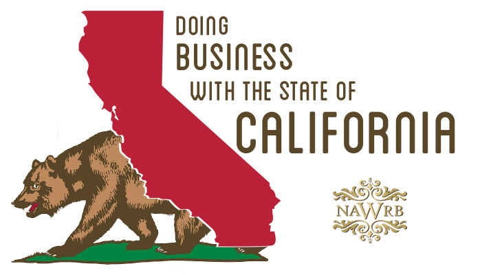 Doing Business with California - NAWRB