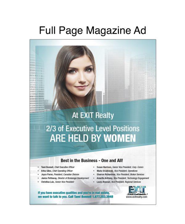 FullPage MagazineAd